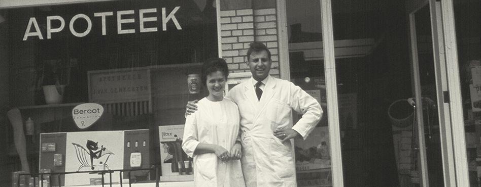 Pharmacie Antverpia