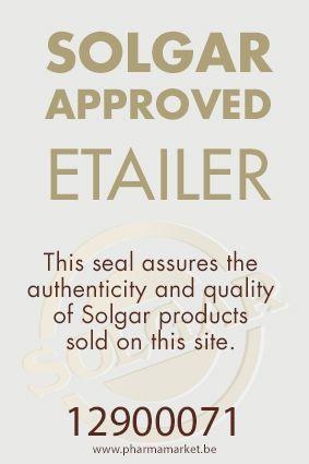 Solgar approved retailer