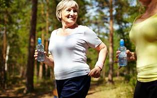 50 plus? Ménopause? Apprenez à faire face aux changements de votre corps!