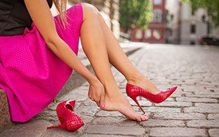 Des talons crevassés ou des pieds secs? Découvrez nos conseils pour soulager vos pieds!