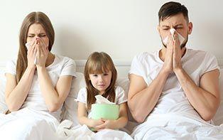 Tips van je online apotheker om de griep te voorkomen