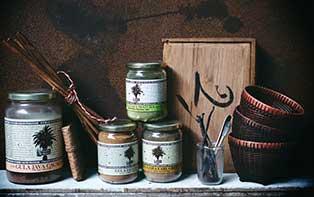 Amanprana Gula Java:  sucre de fleur de coco 100% naturel