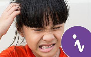 S.O.S. poux! Que faire en cas de poux de tête?