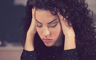 Migraine: ne peut malheureusement pas être guérie, mais peut quand même être prévenue!
