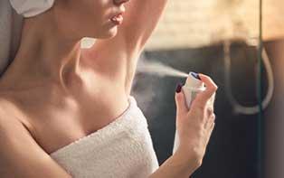Combattez la transpiration excessive grâce aux conseils de votre pharmacien en ligne!