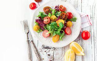 Nouvelle saison, nouvelles habitudes alimentaires! Crudités et salades pour savourer le printemps!