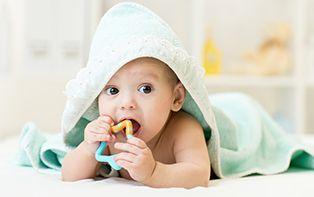 La poussée dentaire: ce que vous pouvez faire pour votre bébé!