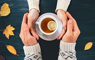Kruidenthee en infusies: ga de winter te lijf met thee!