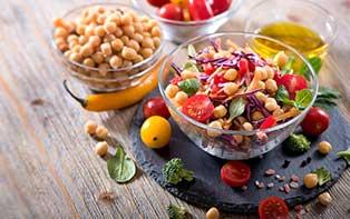 Vous êtes végétarien ou végétalien? Faites attention aux carences vitaminiques ou minérales!