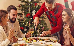 Passez le temps de fêtes avec l'estomac léger grâce au gingembre!
