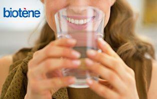 Des conseils contre la sécheresse de la bouche!