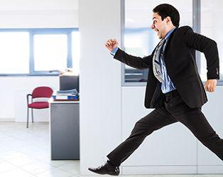 Restez en forme…Même à votre bureau!