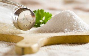 Vous mangez trop de sel? Suivez les conseils de A. Vogel!