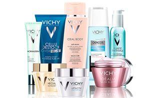 Jouw ideale Vichy-gezichtsverzorging