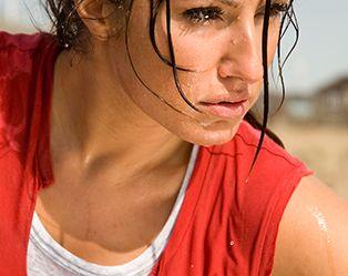 Vijf dingen die je nog niet weet ...over zweet