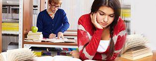 Wat vinden studenten nu zo hip aan het samen studeren in de universiteitsbibliotheek?