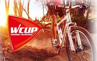 Allez jusqu'au bout grâce à la nutrition sportive et les boissons isotoniques de WCUP