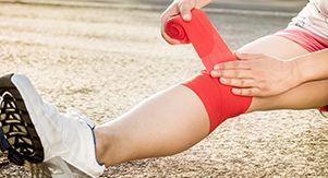 Marathonloper vs. volleybalspeler